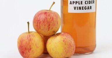 apple cider vinegar for weight lose