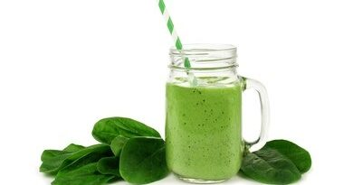 green smoothie lose weight