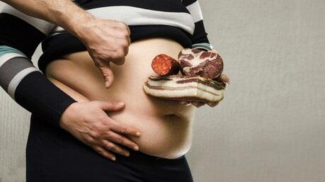slowing metabolism