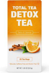 Total Caffeine Free Detox Tea