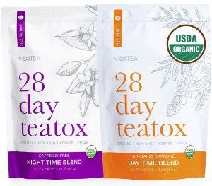 best detoxifying teas