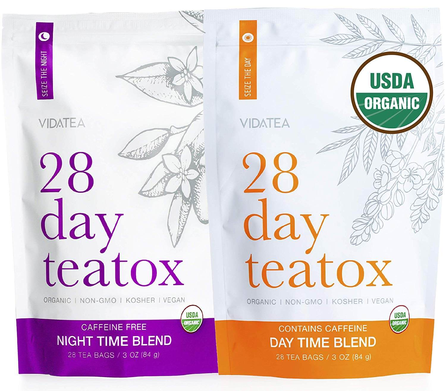 The 5 best detoxifying teas that stimulate weight loss