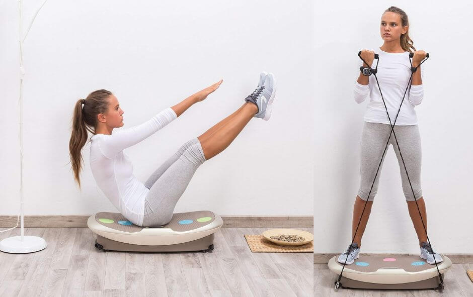 Best vibration machine that will help you lose weight without much effort