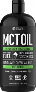 Premium MCT Oil: