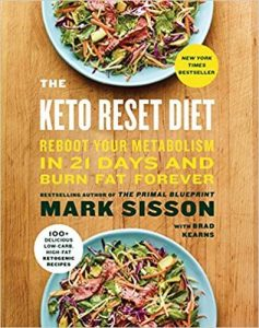 he Keto Reset Diet: Reboot Your Metabolism in 21 Days and Burn Fat Forever